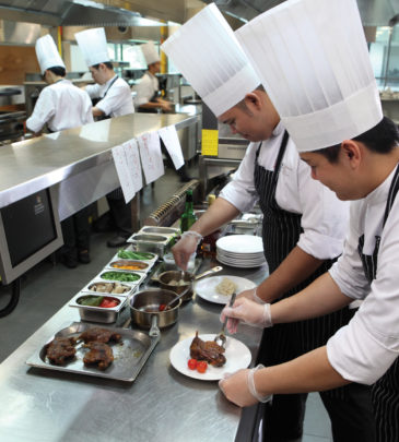 Diploma in Culinary Operations