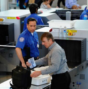 IATA Airport Security Operations Optimization