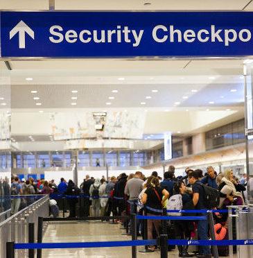 IATA –Security Checkpoint Management