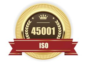 INSPIRE TRAINING ACADEMY complies with the requirements of ISO 45001: 2018