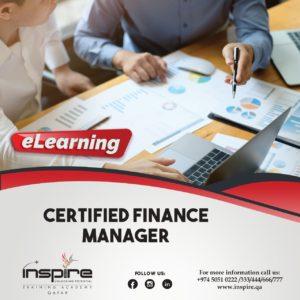 CERTIFIED FINANCE MANAGER (CFM)