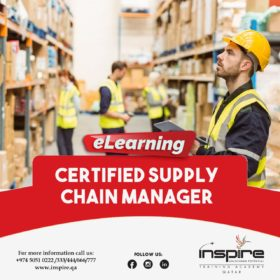 CERTIFIED SUPPLY CHAIN MANAGER (CSCM