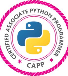 Certified Associate Python Programmer (CAPP)